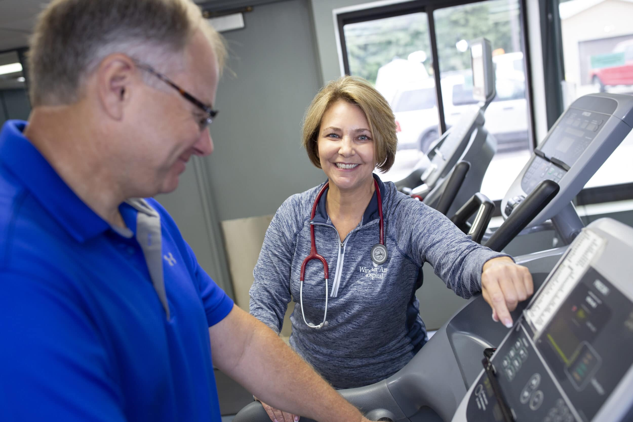 Windom Wellness Center - Cardiac Rehabilitation Patient